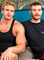 James Jamesson and Cameron Foster fucking