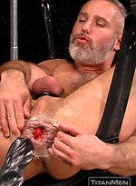 Daddy Fist: Scene 1: Thor Larsson & Allen Silver