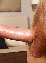 Christopher jacking off dick
