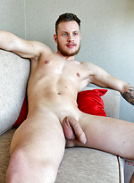 My handsome new mate Christiano Szucs getting naked in Budapest
