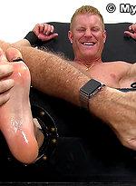 Johnny V. Johnny Tickled Naked To Hysterics